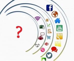 Fragen zu Social Media