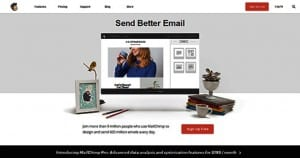 Newsletter Tools Mailchimp