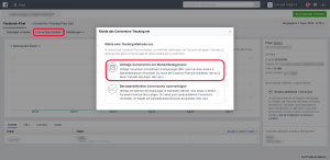 facebook-pixel-conversion-erstellen