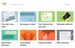 Facebook neuer Publisher