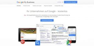 Google My Business Start