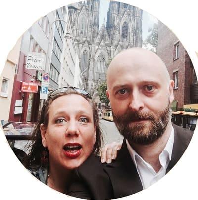 Judith Schröer und Stefan Gauly
