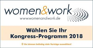 Women and Work Vortagsauswahl 2018
