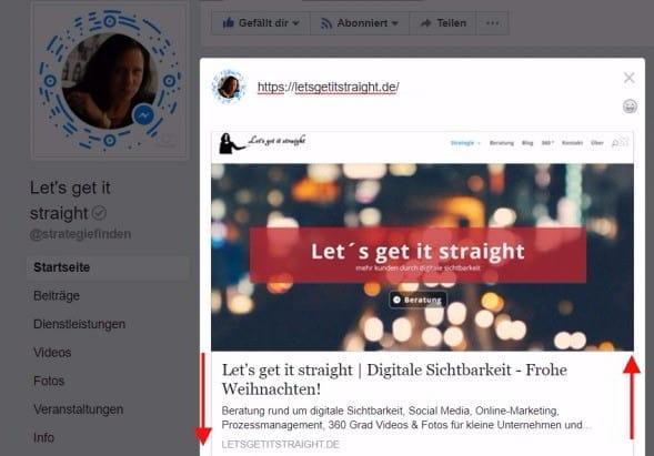 Facebook Domainverifizierung in 9 einfachen Schritten