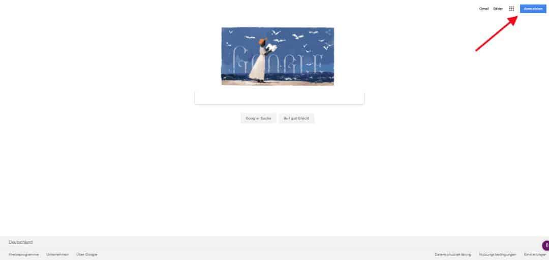 Google Konto erstellen Anmelden