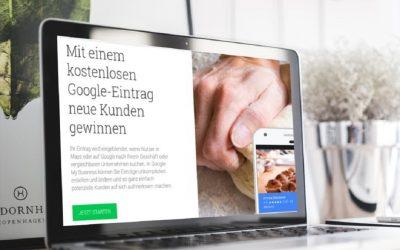 Google My Business: Eintrag erstellen & optimieren (Anleitung)