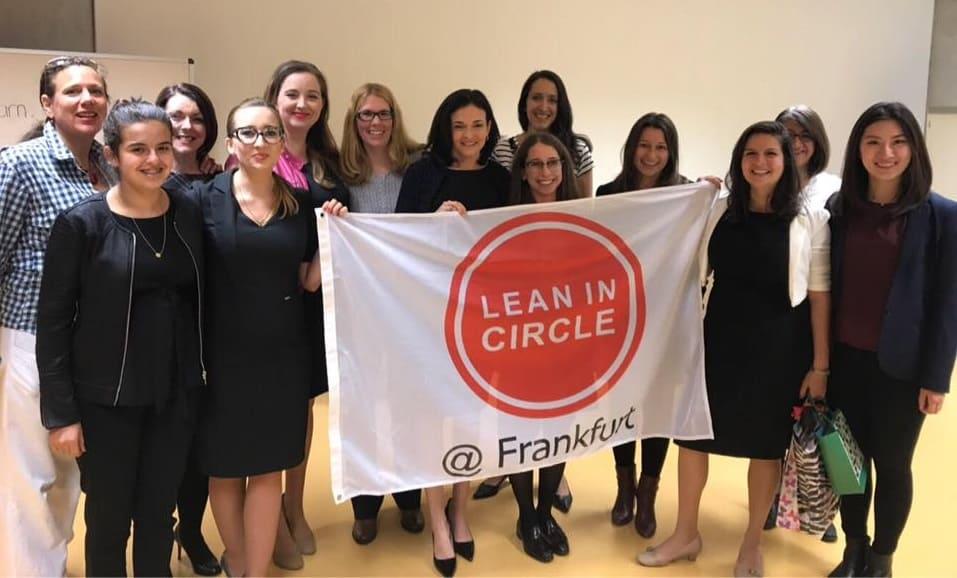 LeanIn Circle Sheryl Sandberg Frankfurt 2017