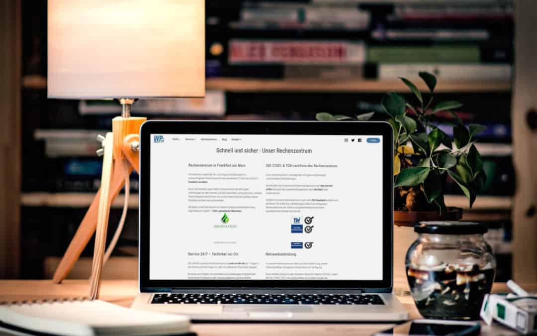 Finde das beste WordPress Hosting für deine Webseite