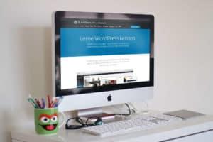 WordPress Webseite erstellen Beitragsbild