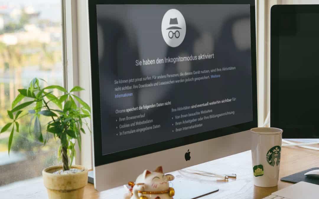 Anonym surfen – mach dich online unsichtbar (ohne den Stecker zu ziehen)