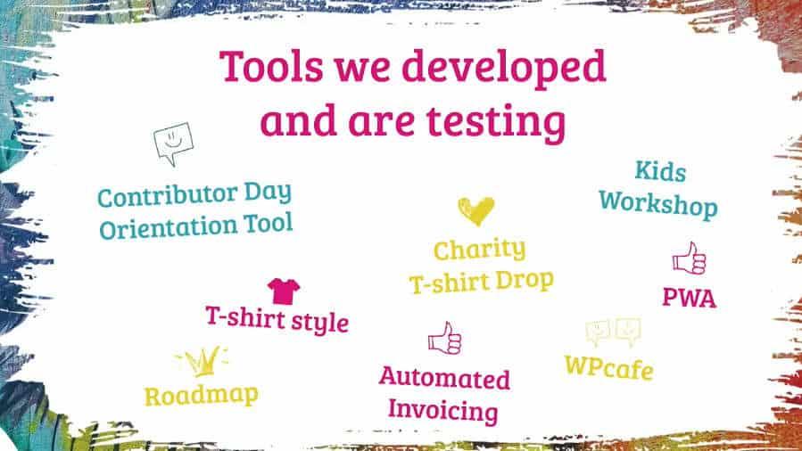 WCEU 2019 Tools