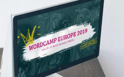 WordCamp Europe 2019 in Berlin – eine Rückschau –