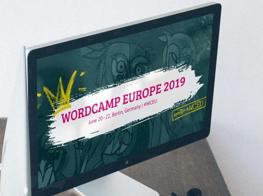 WordCamp Europe 2019 in Berlin – eine Rückschau –