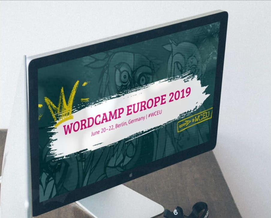 WordCamp Europe 2019 Rückschau Bbild