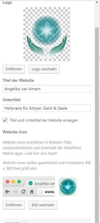 WordPress Checkliste Webseiten Titel ändern