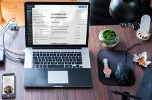 Blogartikel Überschriften