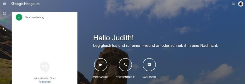 Google Drive Hangout