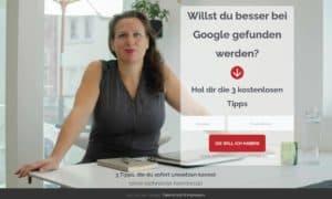 LP Freebie 3 Tipps Google gefunden